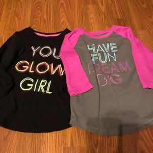 Other - Bundle girls t shirts